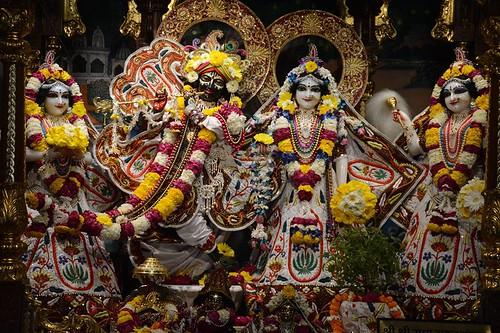 ISKCON Ujjain Deity Darshan 03 Jan 2020