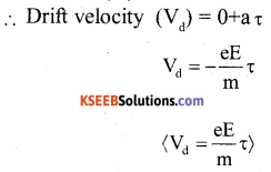 2nd PUC Physics Model Question Paper 1 with Answers - 12
