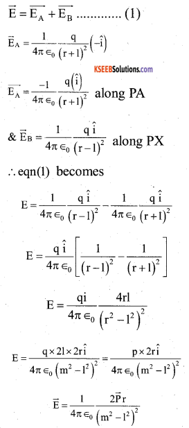 2nd PUC Physics Model Question Paper 1 with Answers - 19