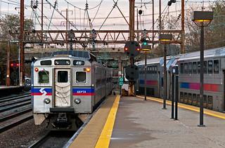 Where Septa and NJ Transit Meet