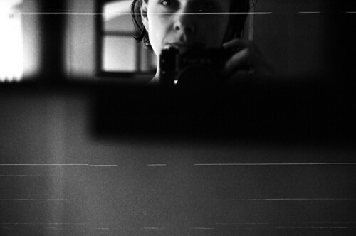 Selfie on film