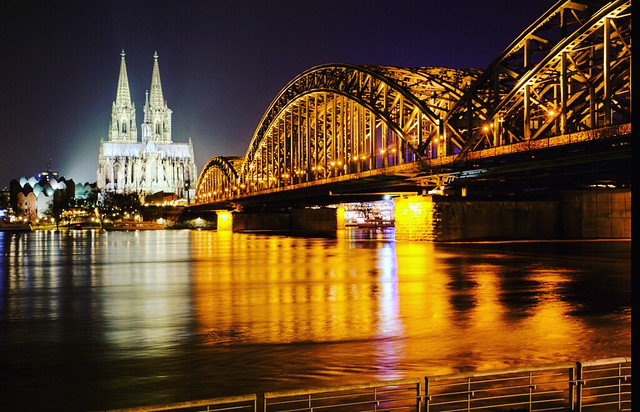 Cologne HDR