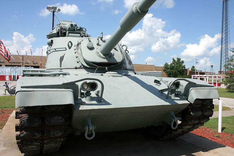 M60 Main Battle Tank 1