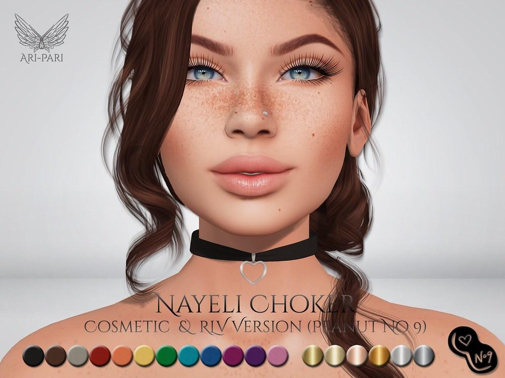 [Ari-Pari] Nayeli Choker
