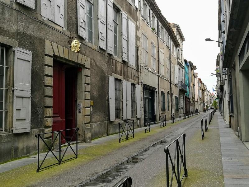 uusi kaupunki carcassonne