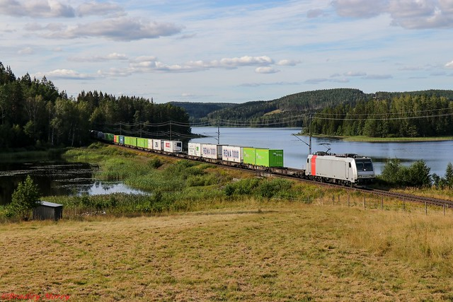 CargoNet BR 185 682