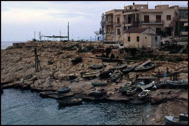 Όρμος Αφροδίτης (Μπαϊκούτση), Πειραϊκή, Πειραιάς 1962.
