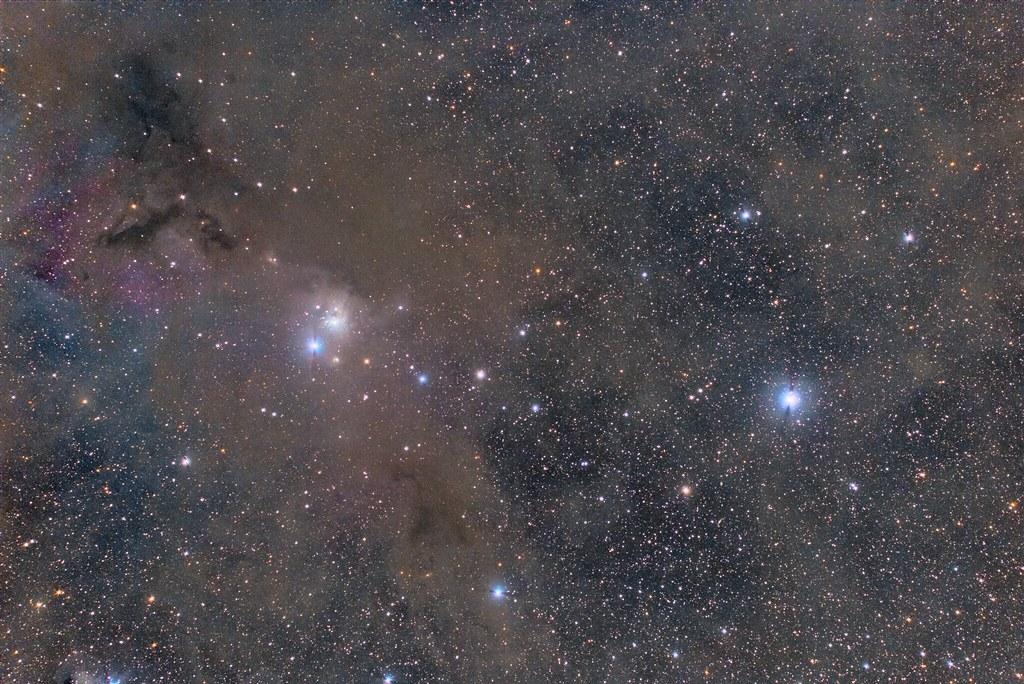 IC348 and Perseus zeta