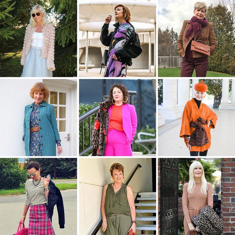 Celebrating 9 Women Who Wear What They Like - January 2020 | Not Dressed As Lamb