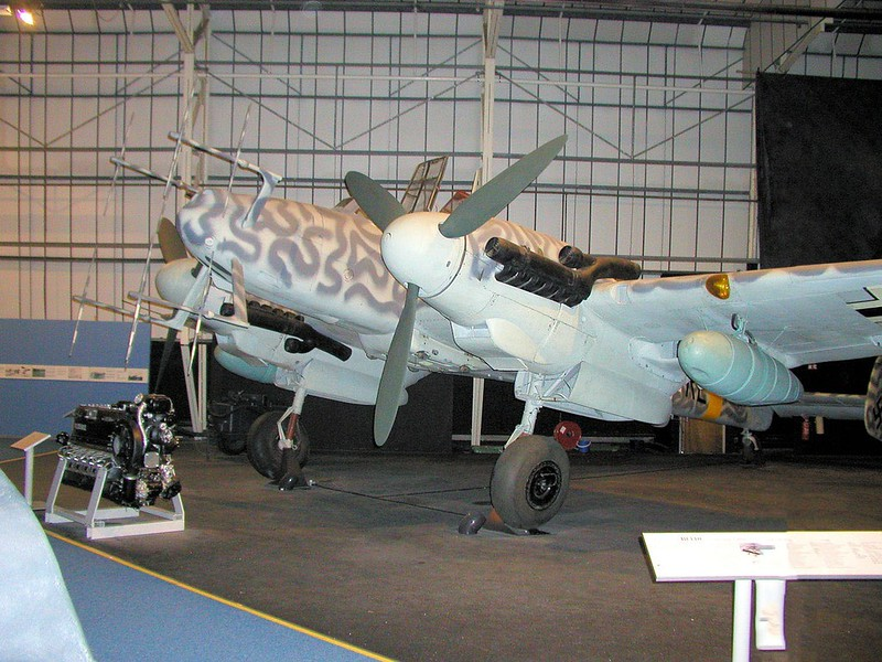 Bf 110G Nachtjager 2