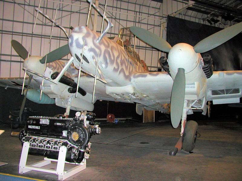 Bf 110G Nachtjager 1