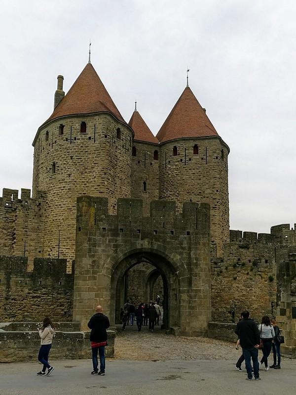linnan portti