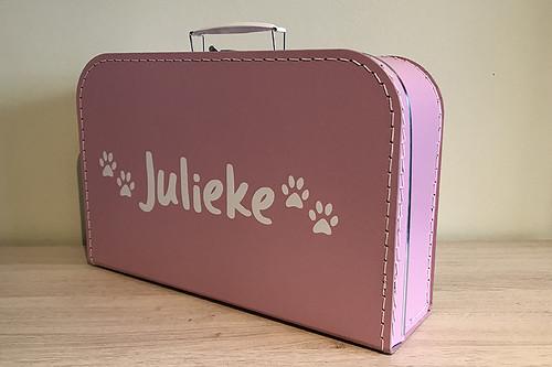 Koffertje - 35cm