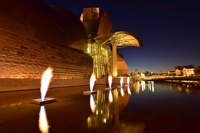 Nocturna , Bilbao