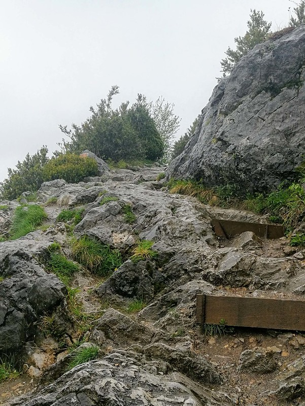 kiipeäminen montsegur
