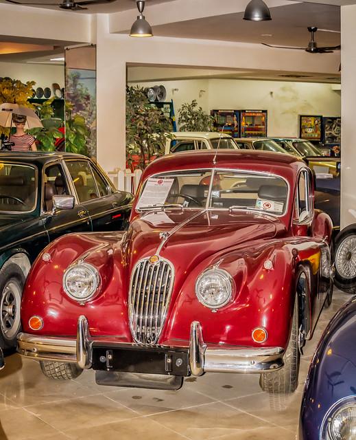 JAGUAR XK 140 1954 - 1957