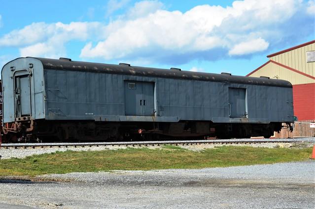 New York Central Railroad No. 9125; Strasburg Rail Road, Pennsylvania, Strasburg