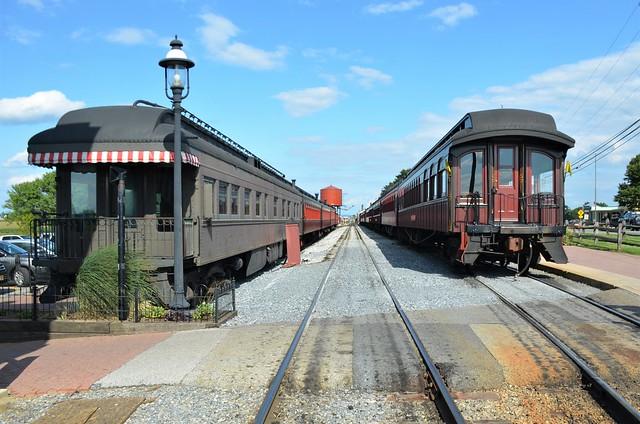 Strasburg Rail Road, Pennsylvania, Strasburg