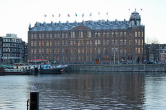 Amsterdam, The Shipping House (Scheepvaarthuis)
