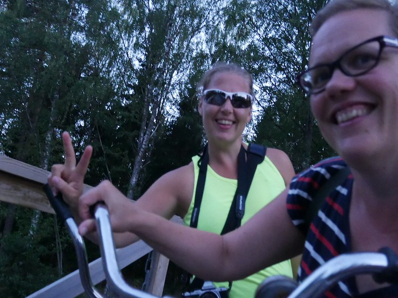 matkabloggaajat merikarvialla