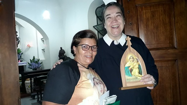 Envio da Mãe Peregrina na Santa Casa de Londrina/PR - 18 e 19/12/2019