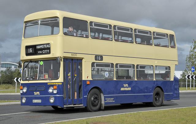 NOC600R West Midlands 6600