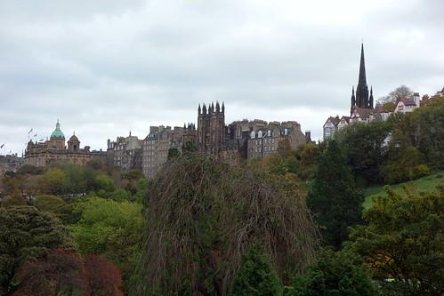 scotland edinburgh edimburgo sony sonyrx100 sonydscrx100 oldtown ciudadvieja cityscape princessstreet gardens jardines commons creativecommons