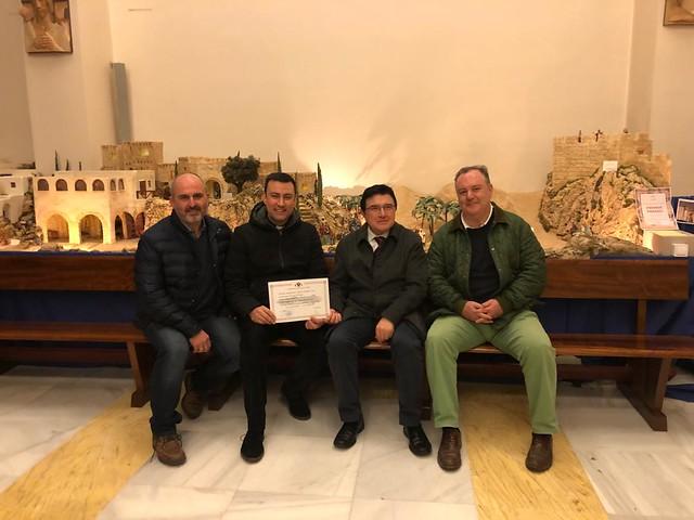 Premios a los Belenes Colectivos en Toledo