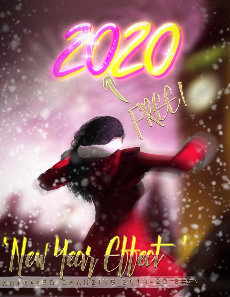 -Birth- Jan Freebie - 2020 Animated Sign