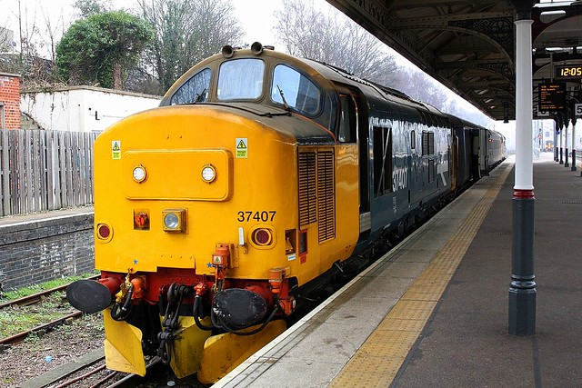 Platform 6 at Norwich