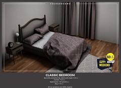 {YD} Classic Bedroom