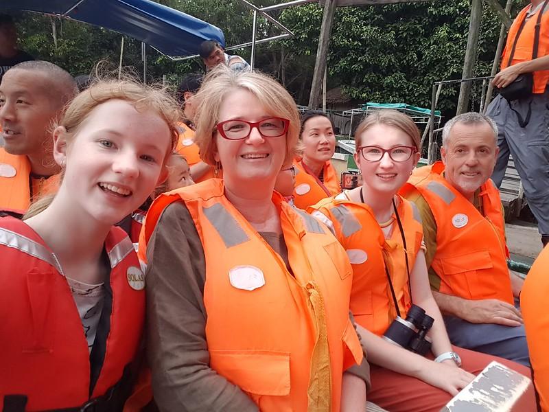 Kota Kinabalu day 7 with Klias River cruise