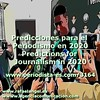 Predicciones y Tendencias para el Periodismo (y Comunicación Social) en 2020 . Predictions and Trends for Journalism (and Social Comunication) 2020