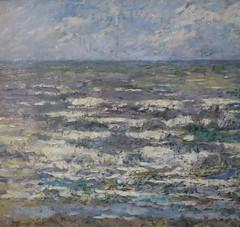 Jan Toorop - De zee (1887)
