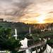 parque de las fuentes, miranda do douro, portugal