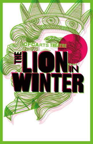 """The Lion in Winter"" at CFCArts Theater"