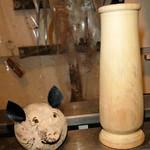 vase mit schweinderl