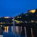 parque del rio , miranda do douro, portugal