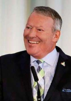 Orlando Mayor Buddy Dyer, with  Ford-ify the Arts – A Gallery Celebration