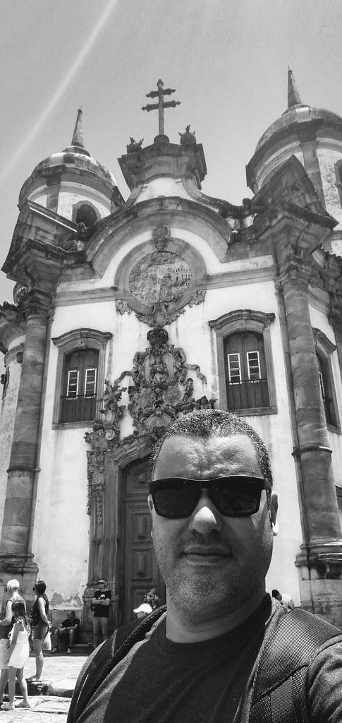 Igreja São Francisco de Assis Ouro Preto / Minas Gerais