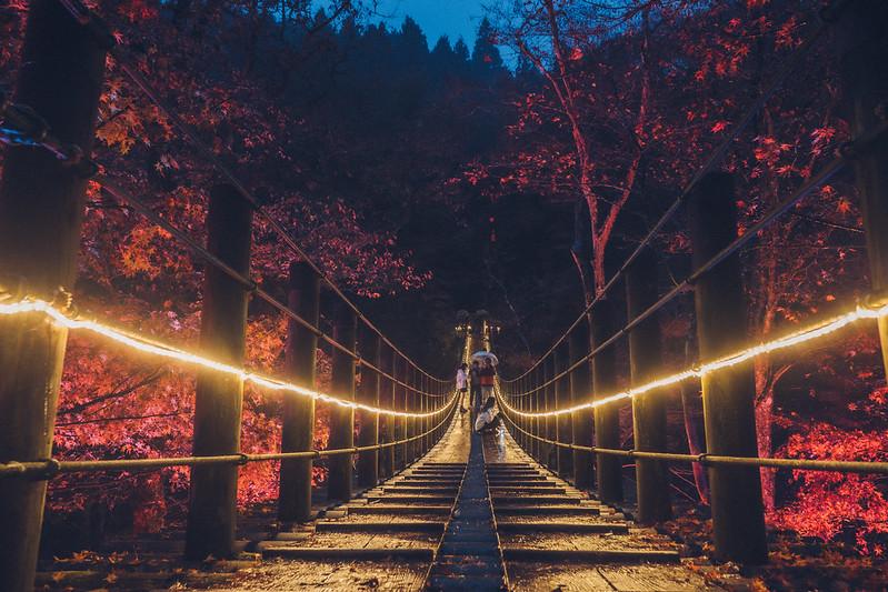 花貫溪谷|茨城
