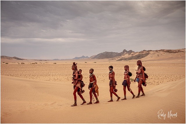 Impressions of the Himba People
