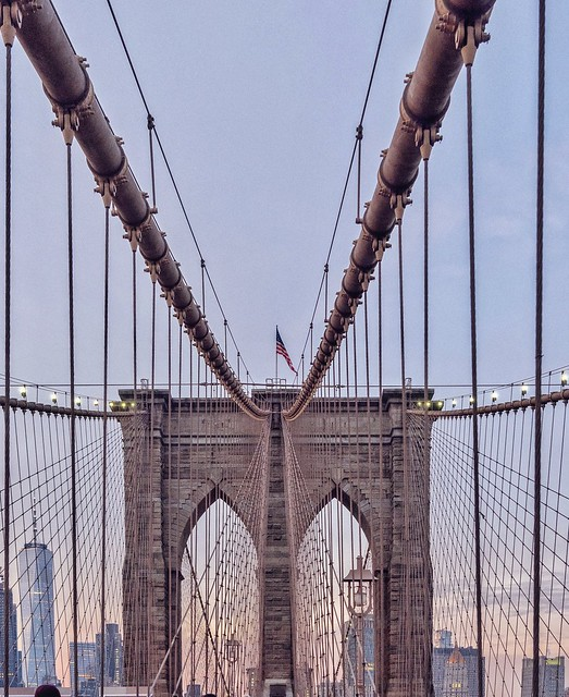 Brooklyn Bridge!