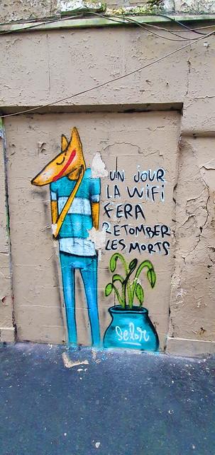 04 Paris Janvier 2020 - rue Crespin du Gast