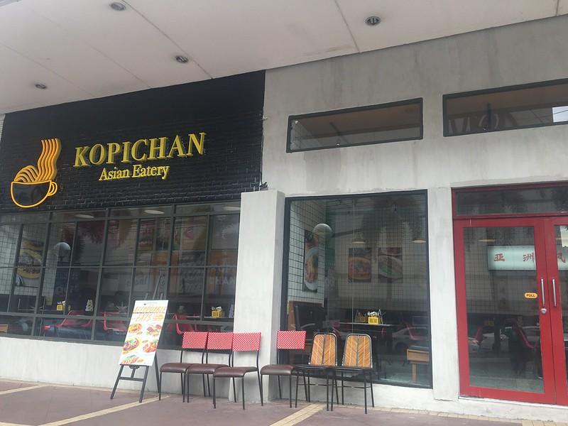 Kopi Chan, Cubao