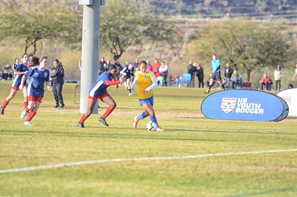 2020 USYS ODP Far West Regionals