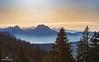 Le Moléson, majestueux au dessus du brouillard