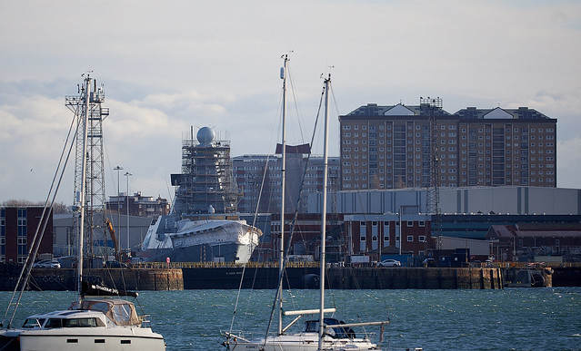 Warships Portsmouth