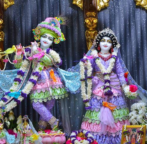 ISKCON Bangalore Deity Darshan 04 Jan 2020