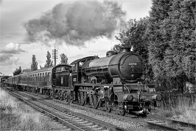 62712 'Morayshire' at the GCR.